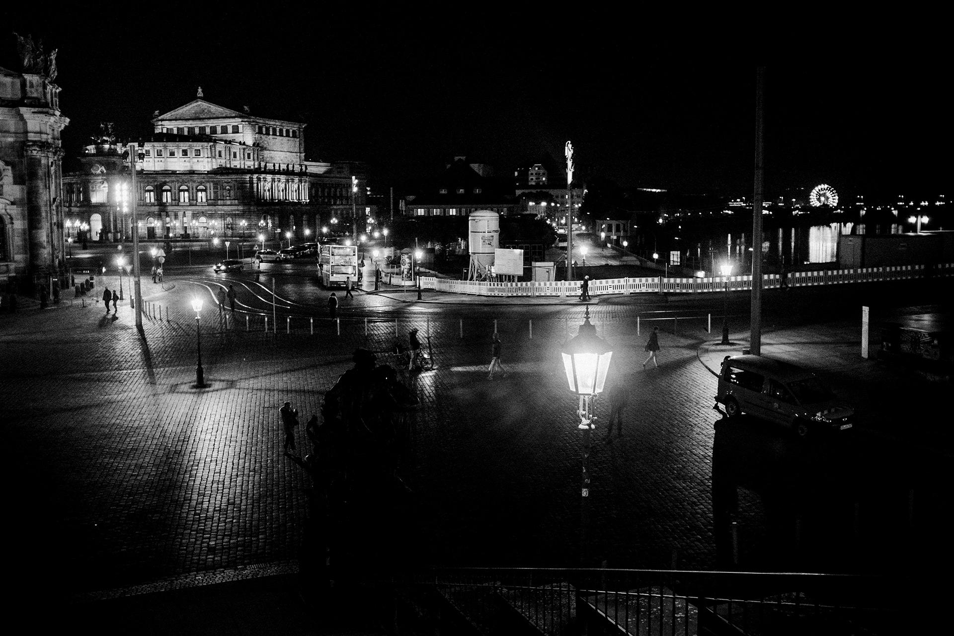Augustbrücke Dresden