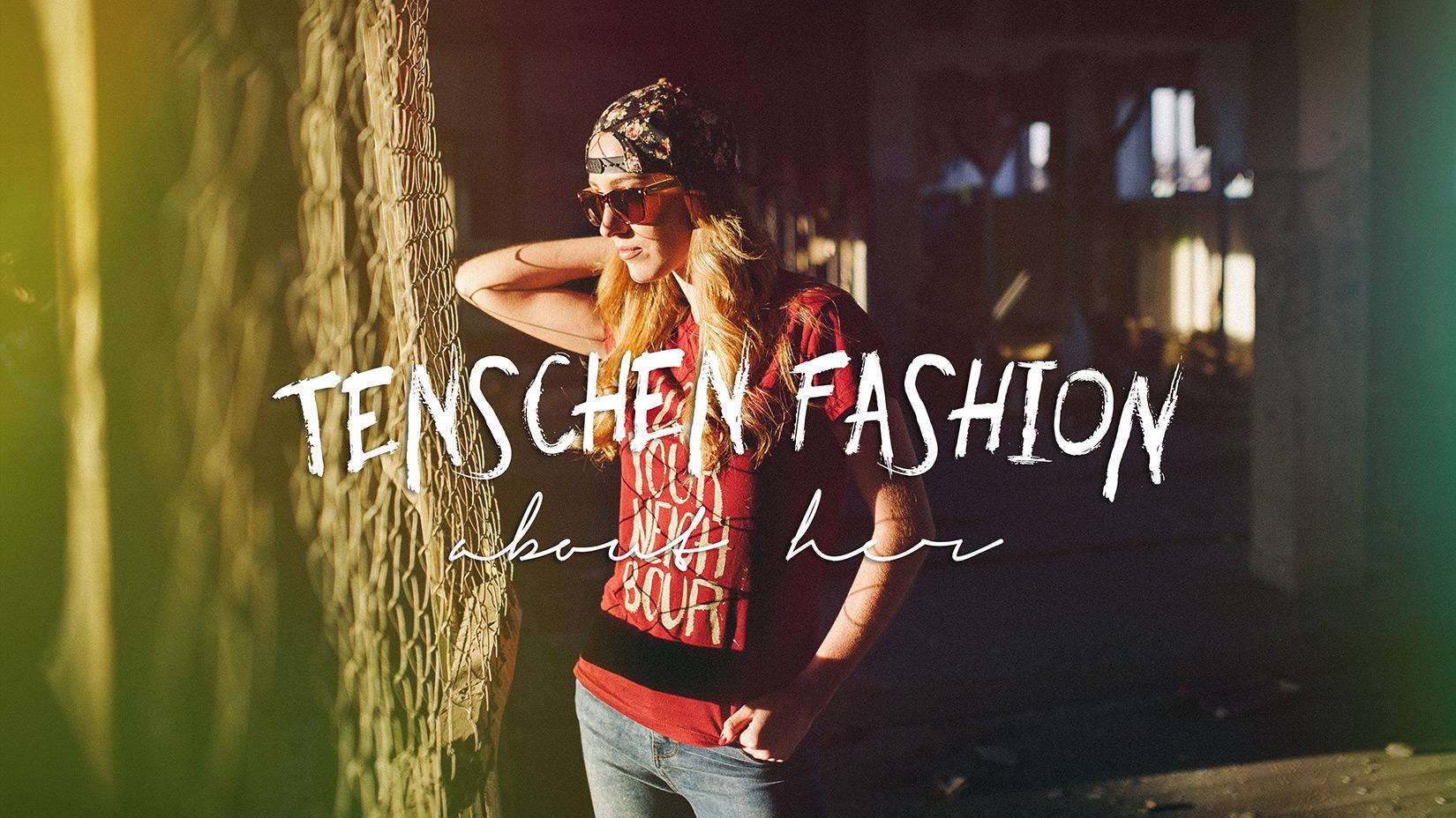 Tenschen Fashion Shooting